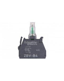 Zestaw świetlny z diodą LED czerwony 24V AC/DC ZBVB4