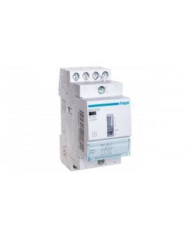 Przekaźnik instalacyjny 16A 2Z 2R 230V AC ERC418