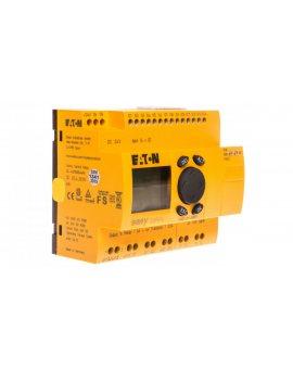 Przekaźnik programowalny bezpieczeństwa 24V DC 14we/4wy (tranzystorowe) 1 redundantne easySafety ES4P-221-DMXD1 111017