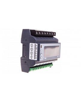Miernik sieci 3-fazowej wej. I 63A wej. U 3x230/400V zasilanie 85-253V AC 90-300V DC N43 22100P0