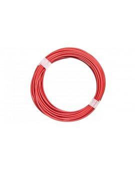 Linka ocynkowana czerwona 3, 2 mm 15, 5m XY2CZ3015