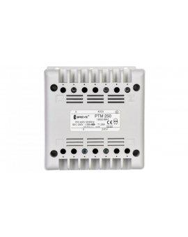 Transformator 1-fazowy PTM 250VA 400/230V /na szynę/ 16052-9947