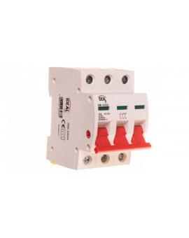 Rozłącznik modułowy 63A 3P KMI-3/63A 23233