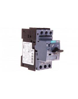 Wyłącznik silnikowy 3P 0, 18kW 0, 45-0, 63A S00 3RV2011-0GA10