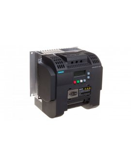 Falownik Uwe=400V, Uwy=3x400V/12, 5A 5, 5kW Sinamics V20 6SL3210-5BE25-5UV0