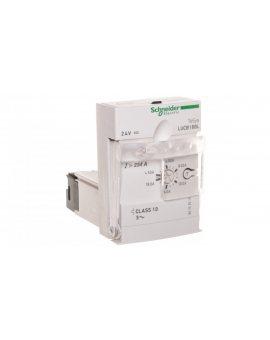 Blok wyzwalacza 3-biegunowy ochrona silnika 4, 5-18A 24V DC LUCB18BL