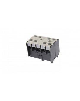 Styk pomocniczy 2Z 2R montaż czołowy 22DILE 010288