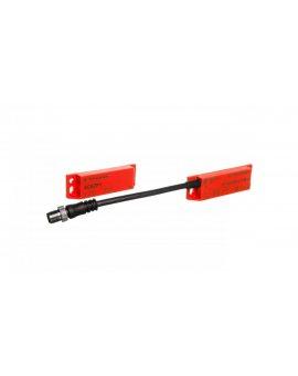 Wyłącznik krańcowy bezpieczeństwa 1Z 2R M12 z LEDXCSDMP701L01M12