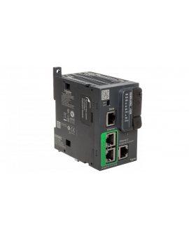Sterownik programowany 21I/O 24V DC 2xEnthernetM251 TM251MESE