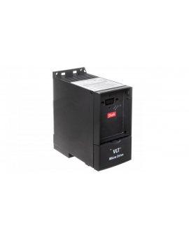 Falownik VLT Micro Drive 3x380/480V 2, 2A 0, 75kW 132F0018