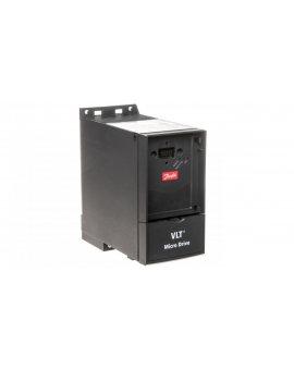 Falownik VLT Micro Drive 1x200/240V 2, 2A 0, 37kW 132F0002