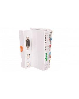 Interfejs sieciowy PROFIBUS DP/FMS 12 MBaud sygnały dwustanowe i analogowe 750-303