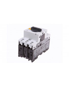 Wyłącznik silnikowy 3P 0, 25kW 0, 63-1A PKZM0-1 072734