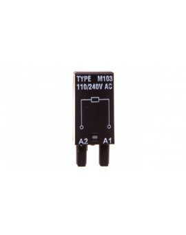 Moduł sygnalizacyjny R 110-230V AC M103 854832