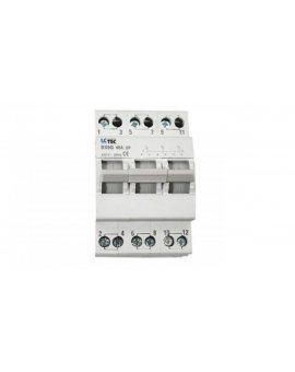 Przełącznik modułowy sieć-agregat 1-0-2 3P 40A / BX9G40A3P