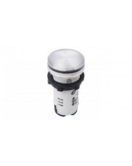 Lampka sygnalizacyjna 22mm biała 230V AC XB7EV07MP