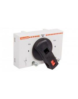 Blokada mechaniczna do układów przełącznych I-0-II, do GA016A-GA040A GAX5000