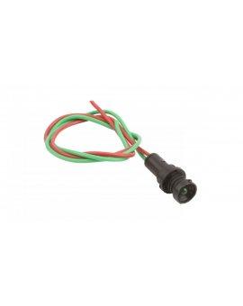 Lampka sygnalizacyjna 5mm zielona 12-24V AC/DC KLP 5G/24V 84405005