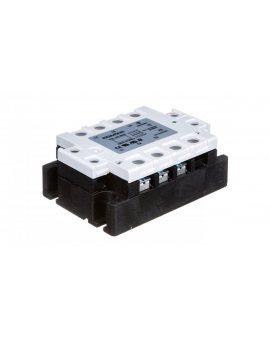 Przekaźnik półprzewodnikowy trójfazowe 24-440V AC 40A 24-275VAC/24-50VDC RZ3A40A40